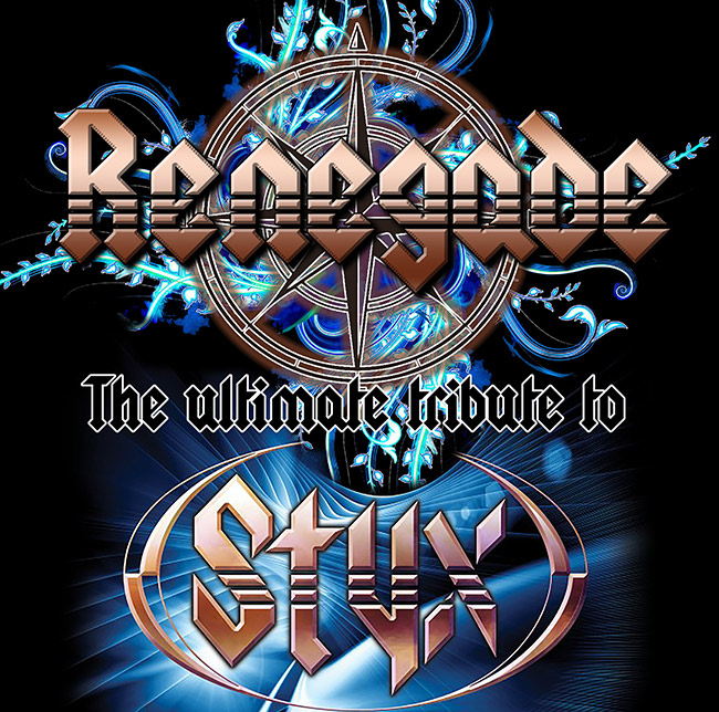 Renegade the Ultimate Tribute to STYX Poster